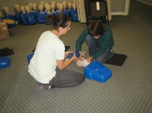 Emergency First Aid Courses in Canada