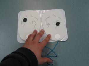 AED Trainer Pads
