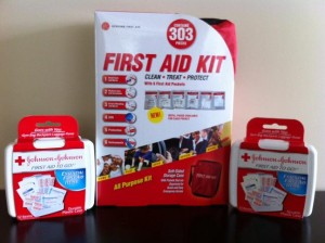 First Aid Kits at Saskatoon First Aid