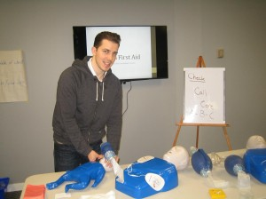 Emergency First Aid Course in Ottawa, Ontario