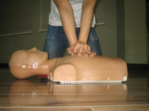Emergency First Aid in Calgary