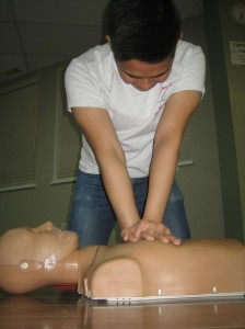 first aid training Saskatoon