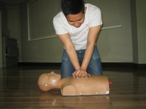 Emergency First Aid in Surrey