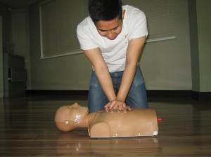 Emergency First Aid in Surrey