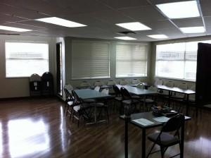 Emergency First Aid Training Classroom in Surrey