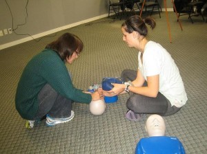 Emergency First Aid Course in Edmonton, Alberta