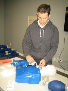 Emergency First Aid Course in Victoria, B.C.