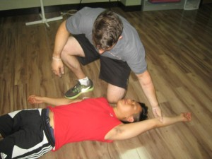 Emergency First Aid Course in Red Deer, Alberta