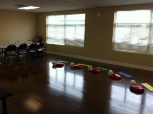 Mississauga First Aid Training Location