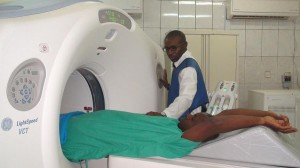 CT Scan for Traumatic Brain Injuries